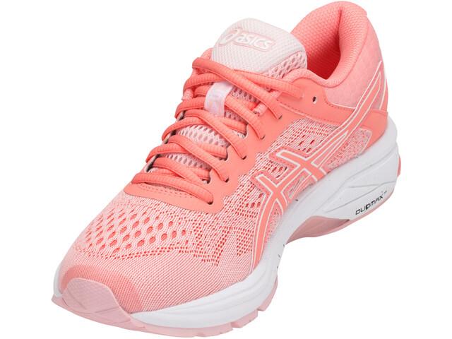 asics GT-1000 6 Shoes Women Seashell Pink/Begonia Pink/White